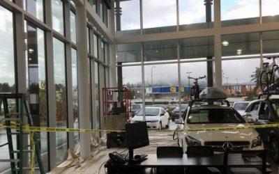 Auto Dealership Showroom